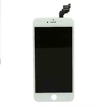 Pre-assembled iPhone 6 Plus tela-branco-inclui todas as peças + kit de reparação gratuita