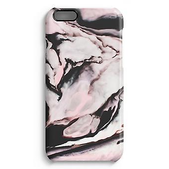 iPhone 6 Plus Full Print Case (brillant) - ruisseau rose