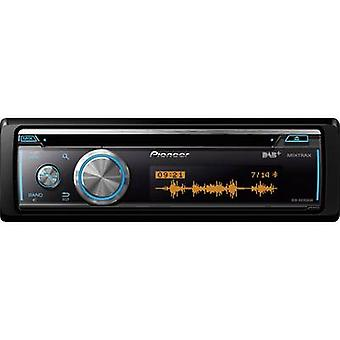 Pioneer DEH-X8700DAB Car stereo Steering wheel RC button connector, DAB+ tuner, Bluetooth handsfree set