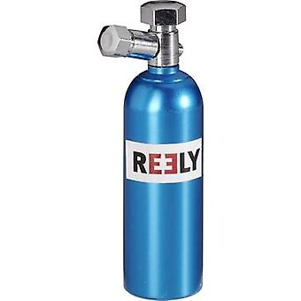 Reely Decoration Laughing gas cylinder Blue