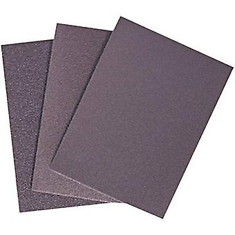 Fein 6 37 17 218 01 4 Sandpaper for Profile Sanding Set, Grit:K120, 25 pc(s)
