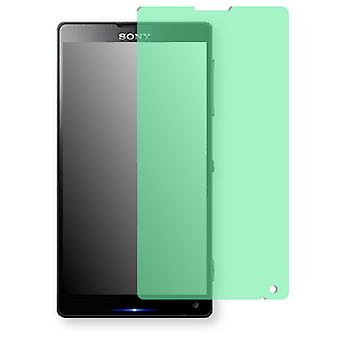 Sony Xperia C6502 screen protector - Golebo view protective film protective film