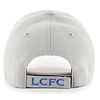 47 Brand Leicester City FC MVP Cap - Grey