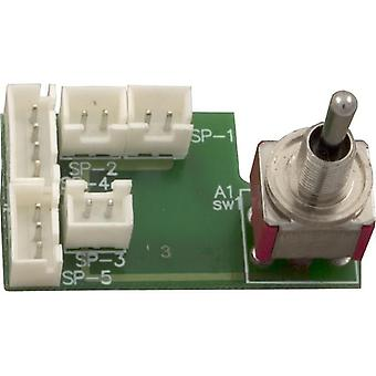 Pentair 270078 Circuit Board with Switch for ComPool Valve Actuator