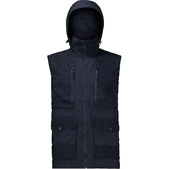 Jack Wolfskin Mens Barstow Light UV Protective Vest Gilet