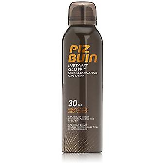 Piz Buin Instant Glow Skin Illuminating Sun Spray 150 ml