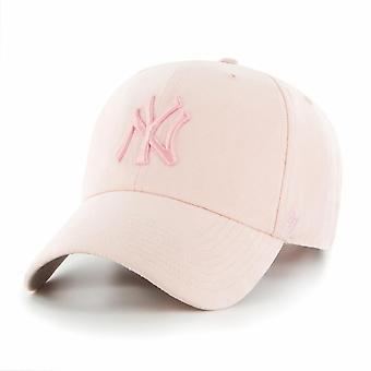 47 fire relaxed fit Cap - ULTRA BASIC New York Yankees pink
