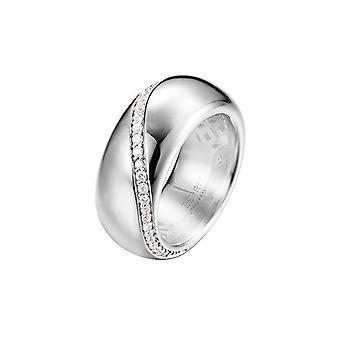 ESPRIT collection ladies ring silver zirconia Danae ELRG92308A1