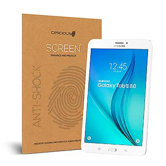 Celicious Impact Anti-Shock Shatterproof Screen Protector Film Compatible with Samsung Galaxy Tab E 8.0 (4G)