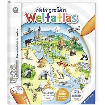 Ravensburger tiptoi ® my big world atlas