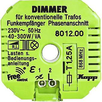 Kopp Free Control 1-channel Wireless dimmer