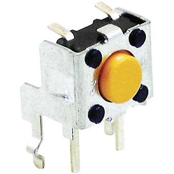 Omron B3F3155 Pushbutton 24 Vdc 0.05 A 1 x Off/(On) momentary 1 pc(s)