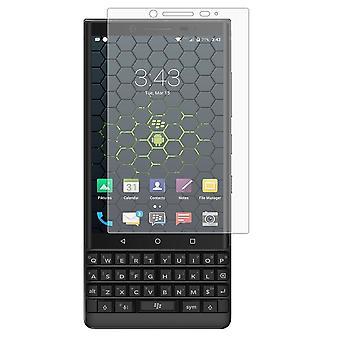 BlackBerry Key2 display protector 9 H laminerat glas tank skydd glas härdat glas