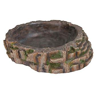 Trixie Pool for Reptiles 35x9x34 Cm. (Reptiles , Decoration)
