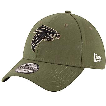 New Era 39Thirty Cap - Salute to Service Atlanta Falcons