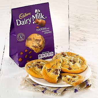 Cadbury es Frozen Dairy Milk Cookies, Taschen enthalten
