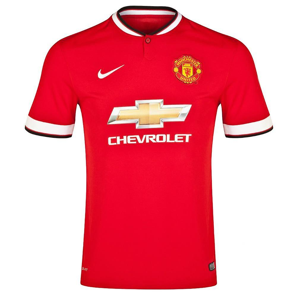 2014-15 Man Utd Accueil Nike Football Shirt