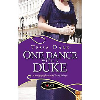 One Dance with a Duke - A Rouge Regency Romance by Tessa Dare - 978009