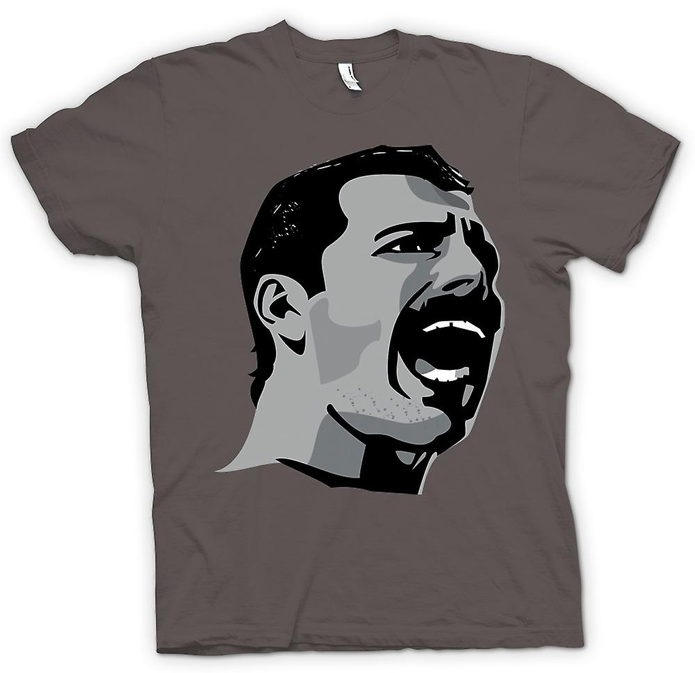 Mens T-shirt - Freddie Mercury Pop Art Portret