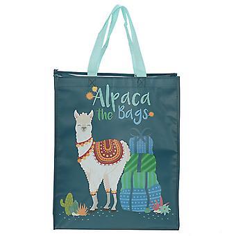 Puckator Alpaka Taschen Shopping Bag