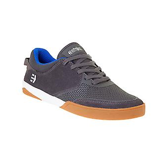 ETNIES Dark Grey-White-Gum Helix chaussure