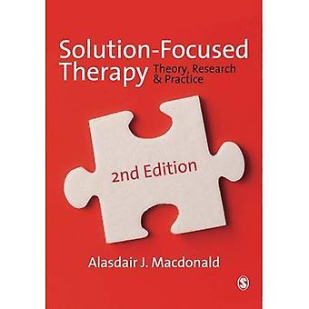 Terapia centrada en solución: Teoría, investigación y práctica