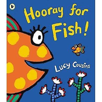 Hourra pour les poissons!