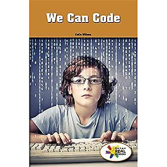 We Can Code (Rosen Real Readers: Stem and Steam Collection)