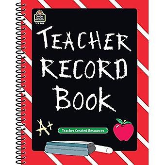 Lärare rekord bok