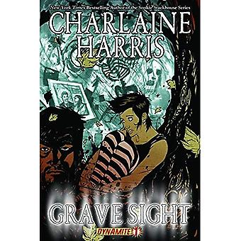 Charlaine Harris' Grave Sight Part 1