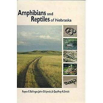 Amfibier och reptiler i Nebraska