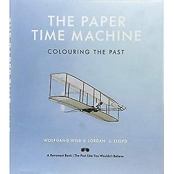 The Paper Time Machine: Colouring the Past