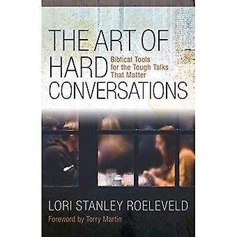 L'Art des Conversations difficiles: des outils bibliques pour les durs parle ailleurs