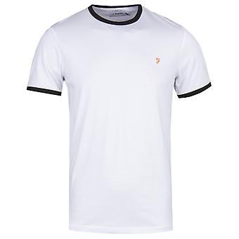 Farah Groves ringsignalen vit T-Shirt