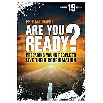 Are You Ready by Maidment & Pete