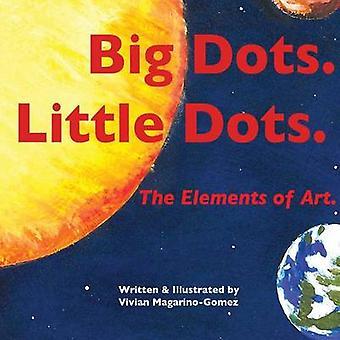 Grote stippen. Kleine puntjes. de elementen van Art. door MagarinoGomez & Vivian