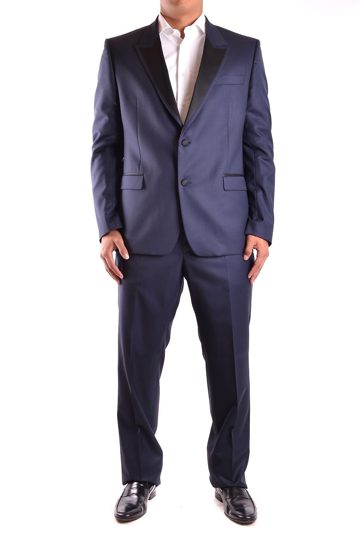 البدلة الصوف الأزرق فيرساتشي