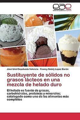 Sustituyente de Solidos No Grasos Lacteos En Una Mezcla de Helado Duro by Sepulveda Valencia Jose Uriel