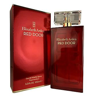 Red door for women by elizabeth arden 3.3 oz eau de toilette spray