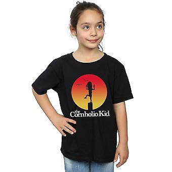 Pennytees dziewczyn T-Shirt Cornholio Kid