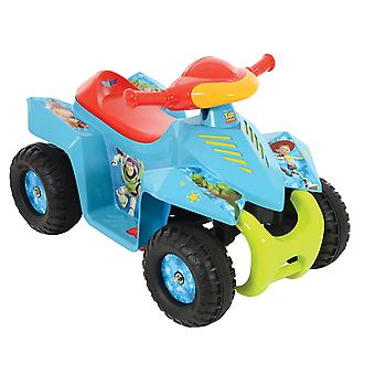 Toy Story 6V Battery Operated Mini Quad Bike Blue MV Sports Ages 2 Years+