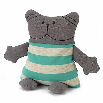 Warmies Cozy Craft Fully Microwavable Toy: Quirky Cat