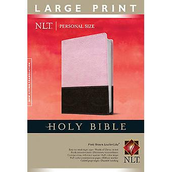 Personal Size Bible-NLT-Large Print (large type edition) - 9781414337