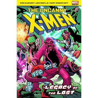 Uncanny X-Men Legacy of the Lost by Chris Claremont - John Romita - B