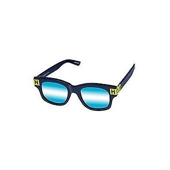 House of Holland Blockhead Sunglasses - Navy