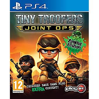 Tiny Troopers Joint Ops Zombie Edition - Playstation 4