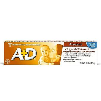 A+d original ointment, prevent, 1.5 oz