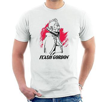 Flash Gordon Ming Montage Men's T-Shirt