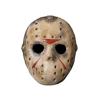 Adult Halloween Jason Hockey Mask Friday 13th Fancy Dress Costume Accessory