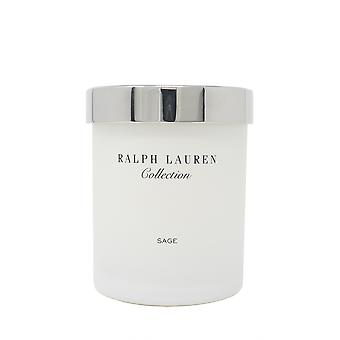 Ralph Lauren Collection Sage Scented Candle 7.4oz/210ml  New In Box